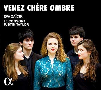CD Venez Chère Ombre